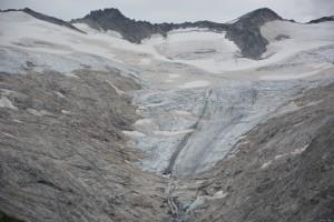 Gletscher unterhalb Berlinerspitzen 01082015