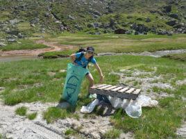 20170620-nh-Ranger Janine beim Müll sammeln
